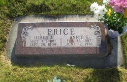 Heber James Price
