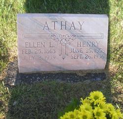 Ellen Louisa <i>Price</i> Athay