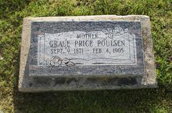 Grace <i>Price</i> Poulsen