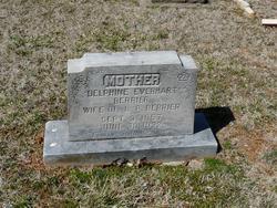 Delphine <i>Everhart</i> Berrier