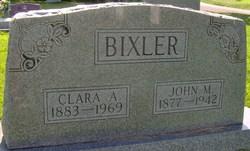John M Bixler