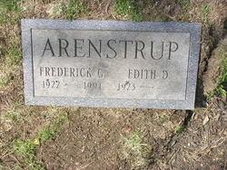 Frederick G Arenstrup