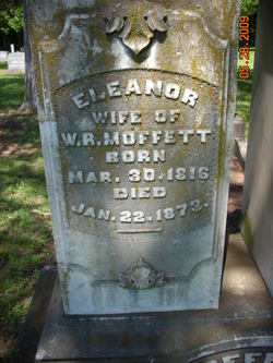 Eleanor <i>Ratcliff</i> Moffett