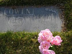 Mrs Cleo Juanita Sis <i>May</i> Cowen
