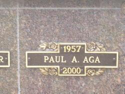 Paul Andrew Aga