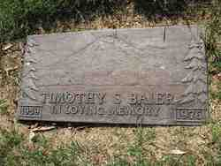 Timothy S. Baier