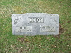 John J Eddy