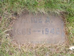 Alice Ann Allie <i>Fee</i> Ireland