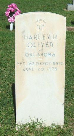 William Henry <i>Harley</i> Oliver