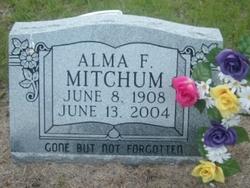 Alma Dora <i>Frierson</i> Mitchum