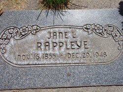 Jane Lucinda <i>Black</i> Rappleye