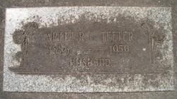 Arthur Cleveland Teeter