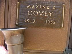 Maxine S Covey