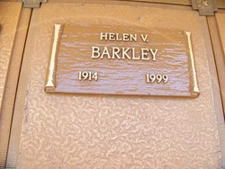 Helen V Barkley