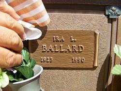 Ira L Ballard