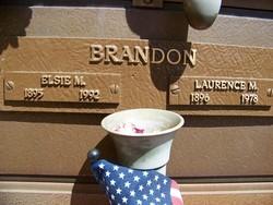 Laurence M Brandon