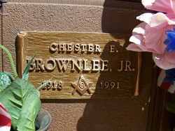 Chester E Brownlee, Jr