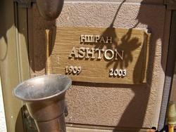 Hilpah Bernice <i>Barstow</i> Ashton