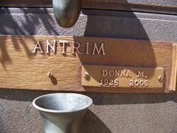 Donna M Antrim