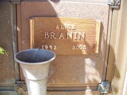 Alice Branin