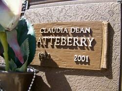 Claudia Dean Attenberry