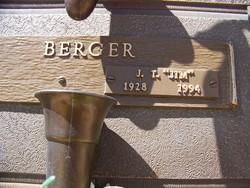 James T Jim Berger