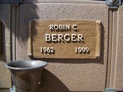 Robin C Berger