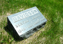 Bertha Davidson