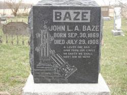 John L.A. Baze