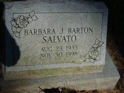 Barbara Jean <i>Barton</i> Salvato