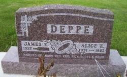 Alice <i>Wenger</i> Deppe