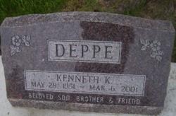 Kenneth K Deppe