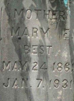 Mary Elizabeth <i>Carpenter</i> Best