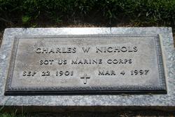 Charles V. Nichols