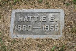 Hattie Belle <i>Ward</i> Acton