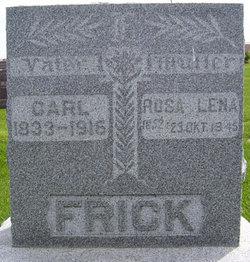 Carl Frick