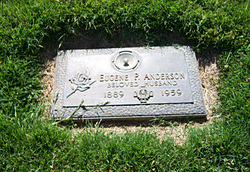 Eugene P. Anderson