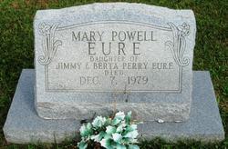 Mary Powell Eure