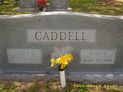 James Dotson Caddell, Sr