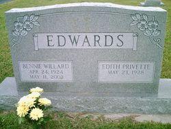 Bennie Willard Edwards