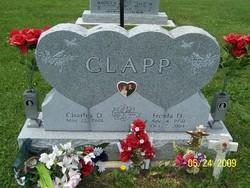 Freida D <i>Frazier</i> Clapp