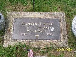 Bernard A Bills