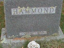 Adelle J. <i>Cushman</i> Hammond
