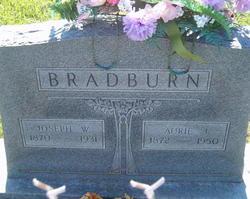 Aurie J Bradburn