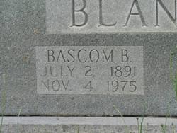 Bascom B. Blanton