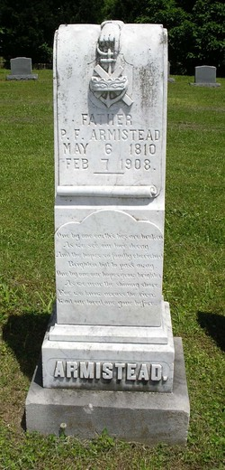 Peter Fontaine Armistead