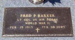 Fred P. Barker