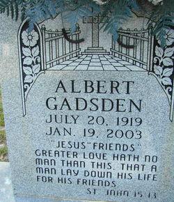 Albert Gadsden