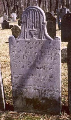 Rev Aaron Bascom