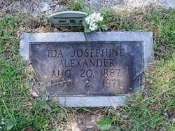 Ida Joesphine Alexander